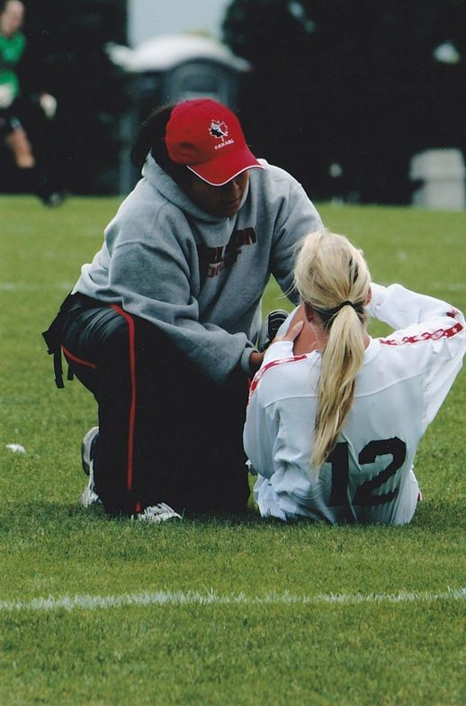 Athletic Therapy Sports Soccer Injury